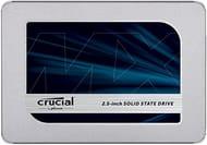 Crucial MX500 CT1000MX500SSD1(Z) 1 TB (3D NAND, SATA, 2.5 Inch, Internal SSD)