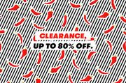 Final Clearance up to 80% Off