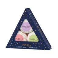 Luxury Soap Selection at Yardleylondon