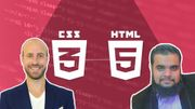 The Complete HTML5 & CSS3 Course Build Professional Websites Course on Udemy