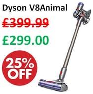 Dyson V8 Animal Handheld Vacuum Cleaner