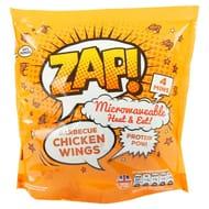 ZAP Microwaveable BBQ Chicken Wings