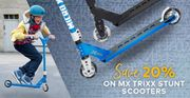 20% off Micro MX Trixx Scooters