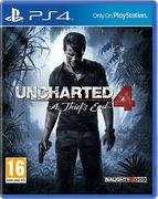 PS4 Uncharted 4: A Thiefs End £9.65 eBay (Evergameuk)