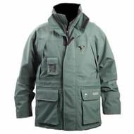 Climb 8 Mens Lough Conn Fishing Jacket Waterproof Breathable Green