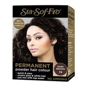Sta Sof Fro Permanent Hair Dye Only 23p
