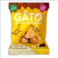 Gato Cookie Bites - Peanut Butter & Choc (33g)