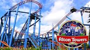 Alton Towers Season Pass Now from £58 for Unlimited Return Trips
