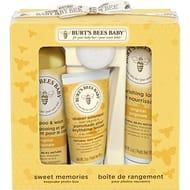 Burt's Bees Baby Bee Sweet Memories Gift Set - Save £5.10