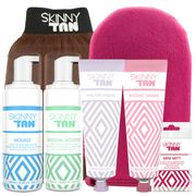 Skinny Tan. Free 6 Gifts Purchase of Mousse