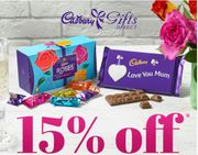 15% off Mother's Day Chocolates