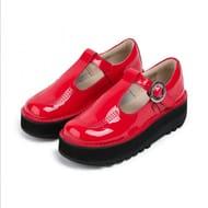 Women's Kick Trixie Red