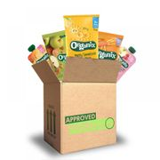 Approved Food 6 Months+ Organix Toddler/baby Food Box Only £6