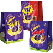 Large Easter Eggs Buy 2 for £5