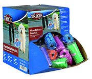 Misprice! Trixie Dog Pick up Poop Bags Medium 70 Rolls of 20 Colors