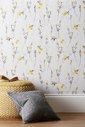 Free Wallpaper and Fabric Samples from Next