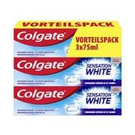 Colgate Sensation White Toothpaste - Pack of 3