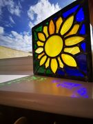 ***Win a Stained Glass Sunflower worth £200!!***