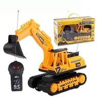 Wireless Remote Control Excavator Toy