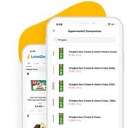 NEW - Supermarket Price Comparison Tool