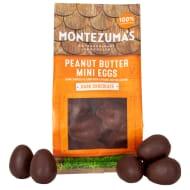 Save 25% Montezuma's Peanut Butter Chocolate Mini Eggs,Black,Dark, Milk