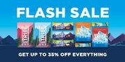 Spring Flash: 35% off