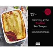 Slimming World Beef Lasagne 550g (2 for £5)