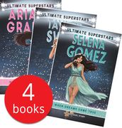 Ultimate Superstars Collection - 4 Books - Only £2!