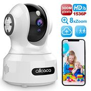 50%Off 1536P IP Camera 3MP WIFI Home Security Camera Baby Monitor