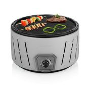 Best Price! Campart Travel Compact Fan Driven Charcoal BBQ