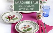 Portmeirion Seconds Sale - Up To 90% Off Prices From £1.03