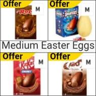 MEDIUM Easter Eggs