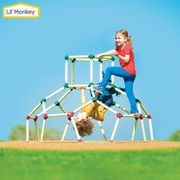 Cheap Lil' Monkey Climbing Dome - Age 3+ at TP Toys