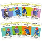 Special Offer! Paddington Bear - the 8 Book Collection