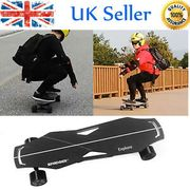 X6 300W Dual Motor Electric Skateboard Electric Longboard 23MPH Top Speed Z7Q6
