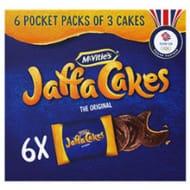 McVitie's the Original Pocket Pack Jaffa Cakes 6 Packs £1.69 @Asda