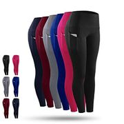 Cheap Women Solid Breathable Comfortable Yoga Pants with 70% Discount!