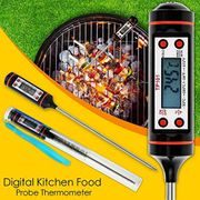 CHEAP! Digital Meat Thermometer with Probe Cooking Thermometer for Kitchen