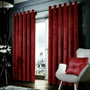 Luxury Crushed Velvet Curtains