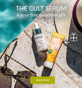 Get an SPF50 Anti-Wrinkle Face Suncare When You Buy a Vinoperfect Serum