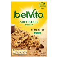 Belvita Soft Bakes Chocolate Chip 250G