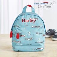 1/2 Price Personalised Kids Backpack