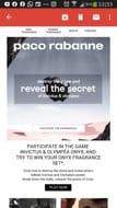 Win a Paco Rabanne Perfume Set