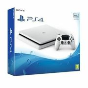 Sony Playstation 4 Ps4 500gb Console - White - New - Free next Day Delivery!