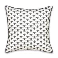 LA REDOUTE INTERIEURS ECAILLE Geometric Print Cushion Cover