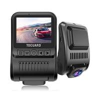 Best Price! TOGUARD Dash Cam 4K 3840x2160P GPS Dashboard Dash Camera