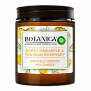 Cheap Botanica Pineapple and Tunisian Rosemary Candle at Wilko