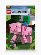 LEGO Minecraft 21157 BigFig Pig and Baby Zombie