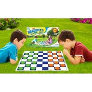 DOODLE Garden Game - Giant Draughts