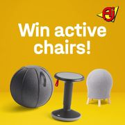 If You Win, You Can Choose between Our Corbridge, up or Chester Balance Stools.
